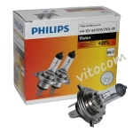 Philips Vision žárovka 12V H4 60/55W P43t-38 duopack