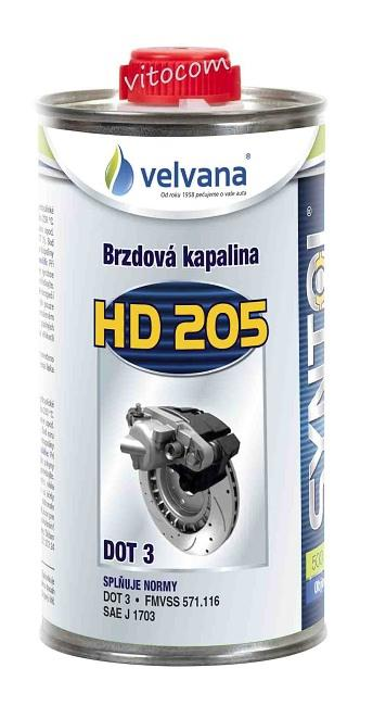 Syntol HD 205 500ml DOT3